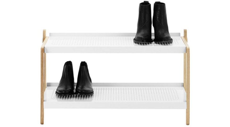 Norman Shoe Rack
