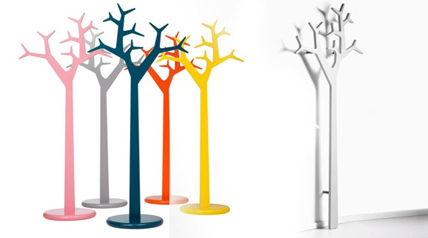 Tree Coat Stands