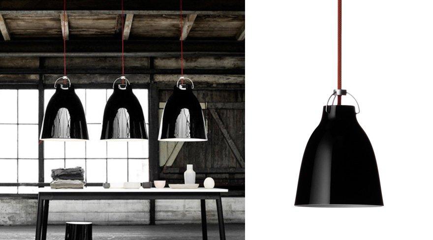 Caravaggio Glossy Black Lightyears
