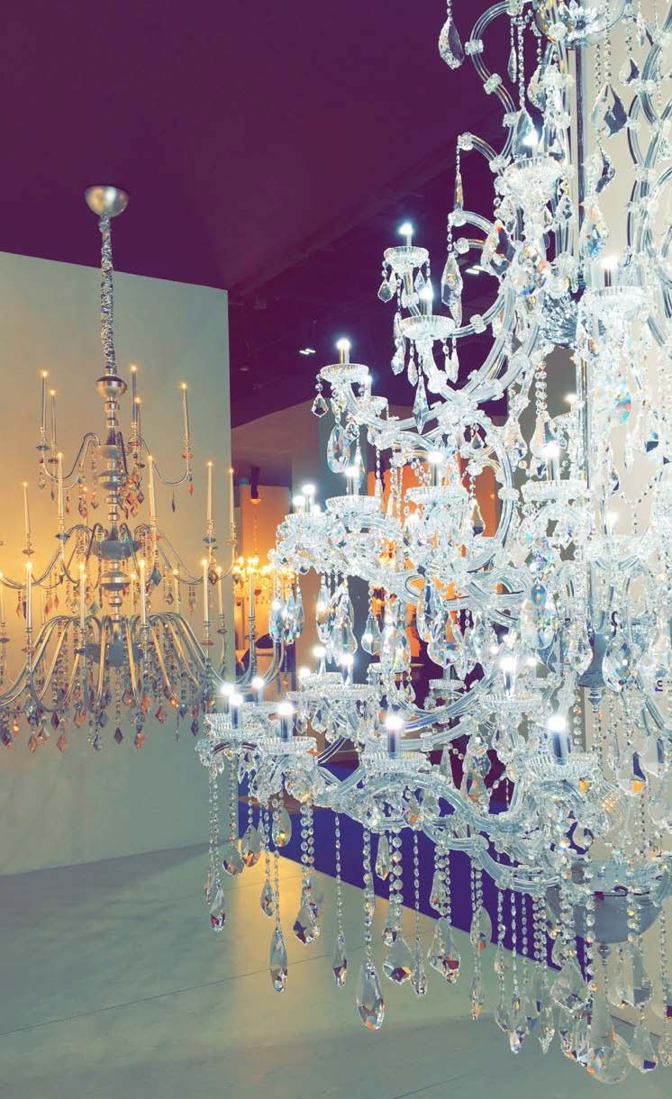 Chandeliers Lighting